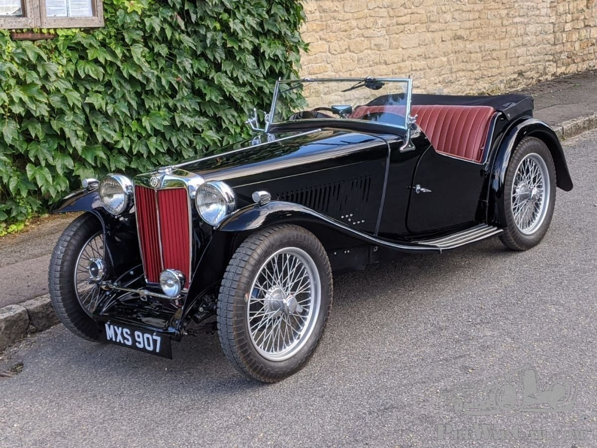 1939 MG TB for Sale  For Sale (picture 1 of 6)