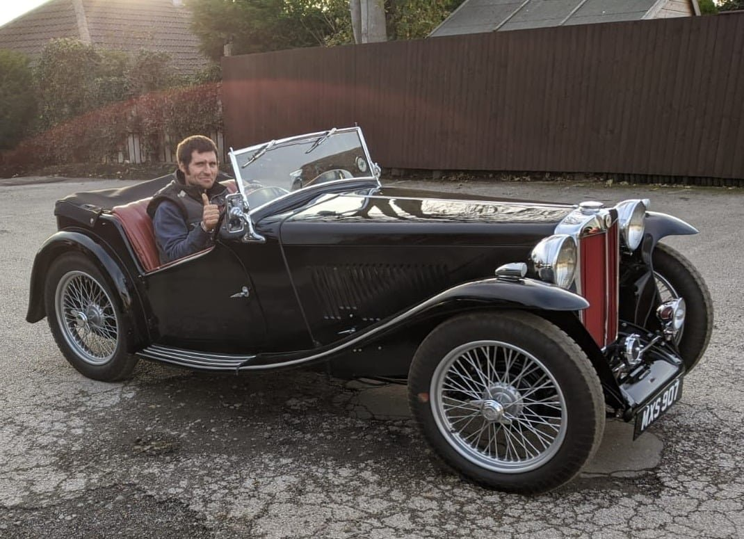 1939 MG TB for Sale  For Sale (picture 2 of 6)