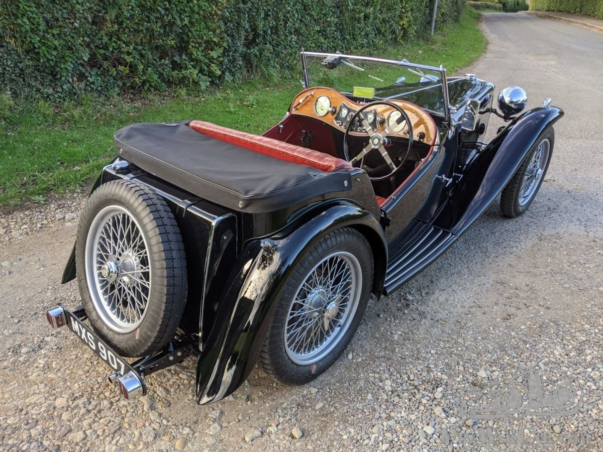 1939 MG TB for Sale  For Sale (picture 3 of 6)