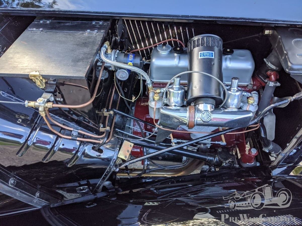 1939 MG TB for Sale  For Sale (picture 4 of 6)