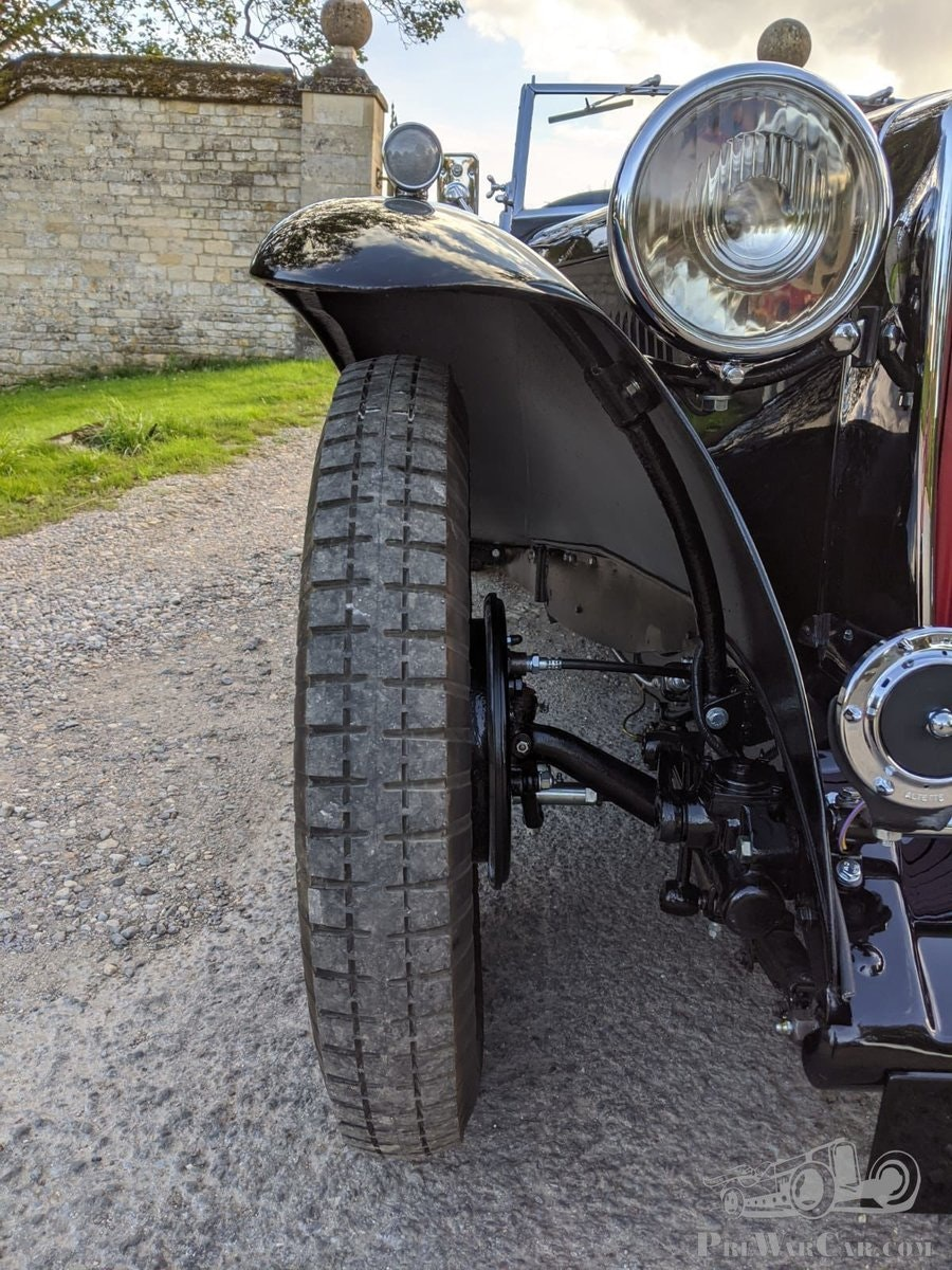 1939 MG TB for Sale  For Sale (picture 6 of 6)