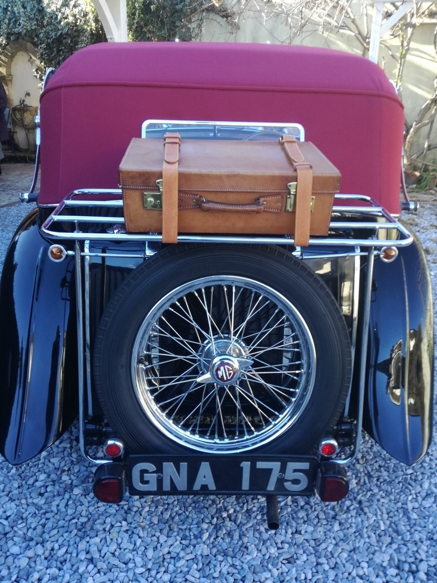 1939 MG TB Tickford  For Sale (picture 3 of 6)