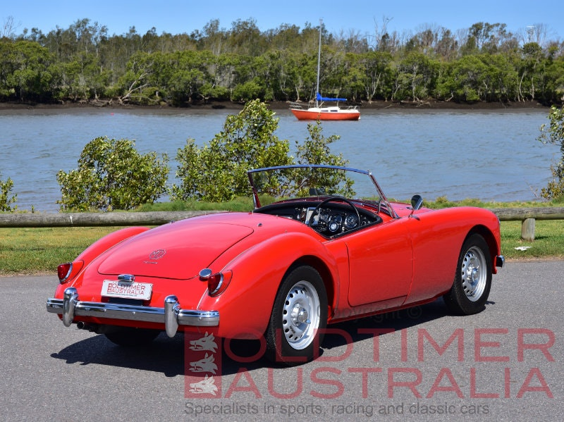 1958 MGA Twin Cam Roadster SOLD (picture 2 of 6)