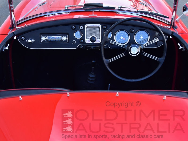 1958 MGA Twin Cam Roadster SOLD (picture 4 of 6)