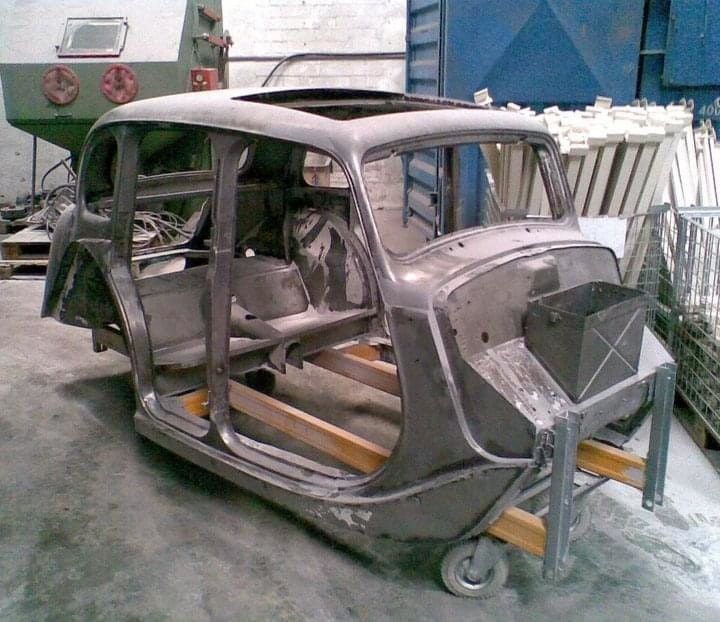 Charming 1949 Frame Off Restoration -  MG YA For Sale (picture 4 of 12)