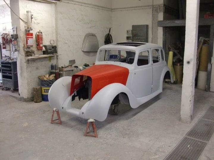 Charming 1949 Frame Off Restoration -  MG YA For Sale (picture 5 of 12)