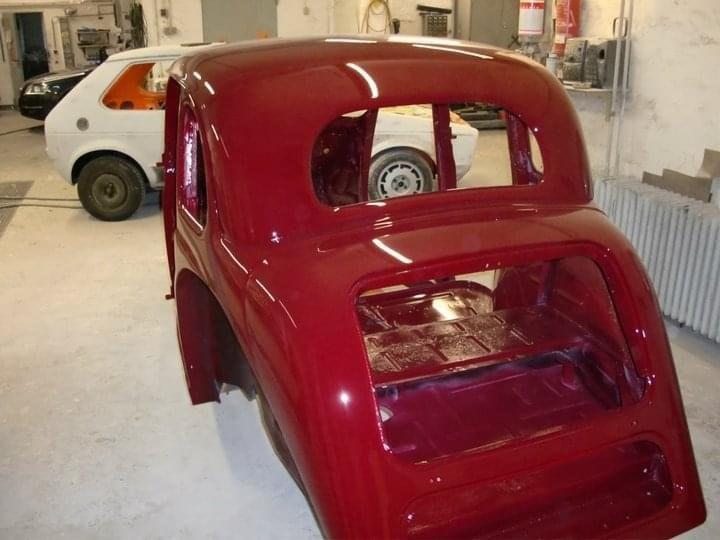 Charming 1949 Frame Off Restoration -  MG YA For Sale (picture 6 of 12)