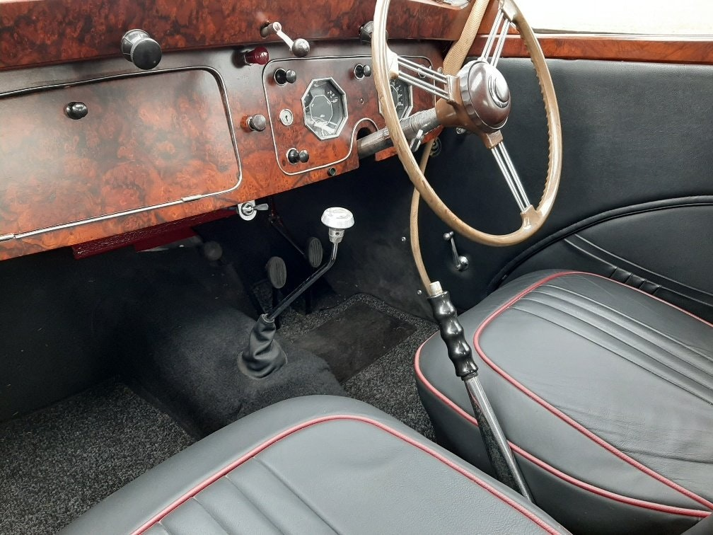 Charming 1949 Frame Off Restoration -  MG YA For Sale (picture 10 of 12)