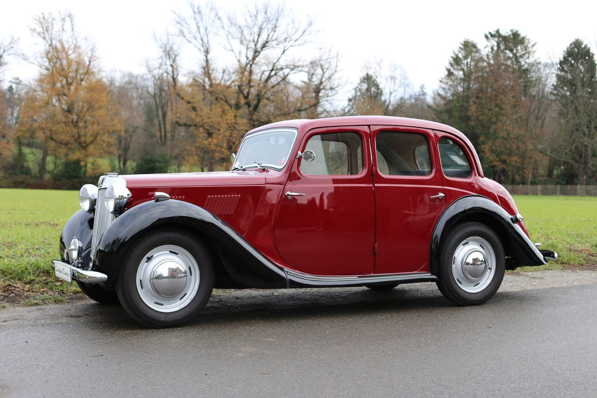 Charming 1949 Frame Off Restoration -  MG YA For Sale (picture 11 of 12)