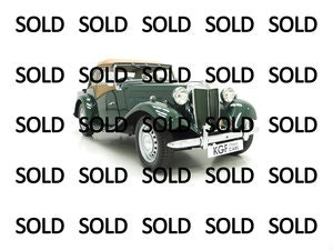 Picture of 1960 Thinking of selling your MG
