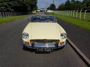 1978 MGB Roadster Chrome bumper LHD - Best in Europe For Sale (picture 4 of 12)