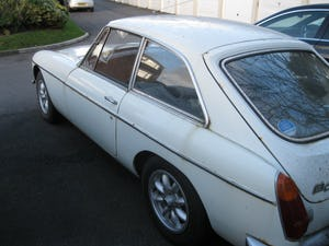 1972 MG BGT For Sale (picture 4 of 8)