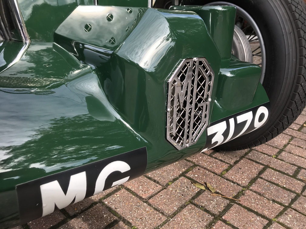 "1934 MG ""N'' MAGNETTE SUPERCHARGED K3 SPECIFICATION For Sale (picture 8 of 12)"