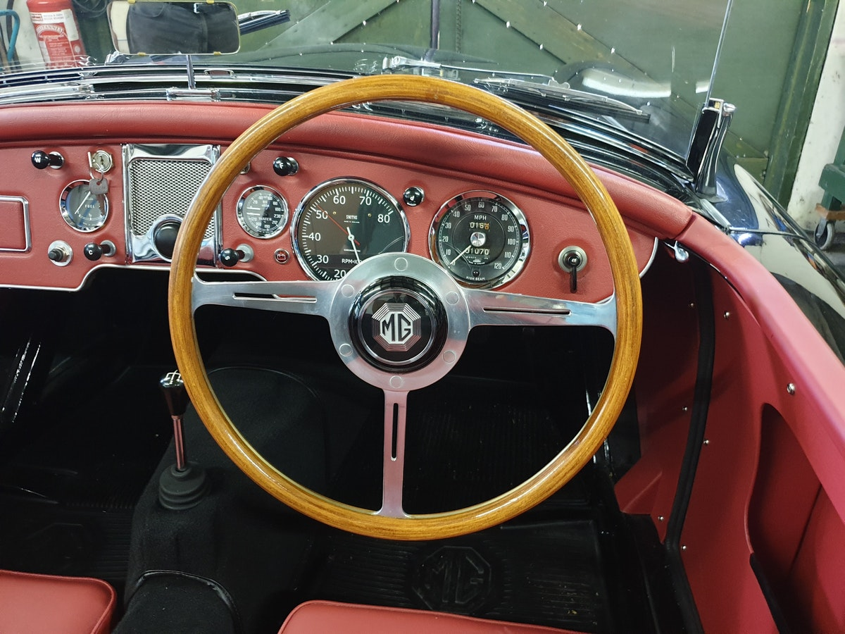 1959 FAMOUS HISTORIC MGA TWIN CAM For Sale (picture 6 of 6)