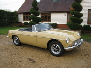 Picture of 1970 MGB ROADSTER. OVERDRIVE. RECENT PAINT. ONLY 2 OWNERS For Sale