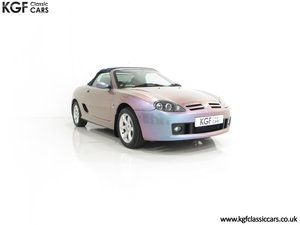 Picture of 2003 An Ultra-Rare MG TF 135 in Special Order Monogram