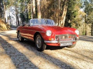 Picture of 1963 MG MGB Pull Handle For Sale