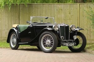 Picture of 1946 MG TC For Sale