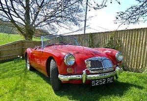 Picture of 1954 MGA Twin Cam For Sale