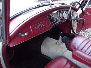 1956 MGA Coupe. Excellent example, matching numbers. For Sale (picture 15 of 27)