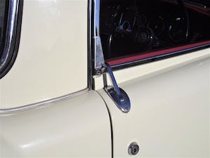 1956 MGA Coupe. Excellent example, matching numbers. For Sale (picture 22 of 27)