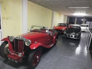 MG TA Roadster 1938 For Sale (picture 11 of 12)