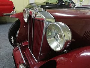 MG TA Roadster 1938 For Sale (picture 10 of 12)
