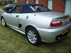 2003 MG TF 1.6 16v Hard Top & Soft Top 64000 miles FSH For Sale (picture 5 of 6)