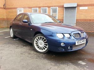 MG ZT 2.5 V6 auto (2002) SOLD (picture 1 of 4)