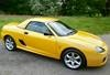 Picture of MG TF 115 in Sunspot The 1 and only 2005 model to be built For Sale