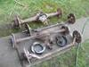 Axles for M type MG