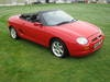 Picture of 1996 MGF. ONLY 56OOO MILES FROM NEW. SOLD