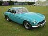 Picture of 1972 MG BGT. BEAUTIFUL LOOKING CAR IN 'AQUA' SOLD