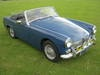Picture of 1970 MG MIDGET MK3 1275cc IN MINERAL BLUE. SOLD