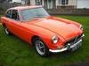 Picture of 1972 MGB GT SOLD