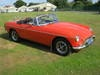 Picture of BEAUTIFUL 1978 MGB ROADSTER IN BLAZE RED. SOLD