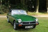 Picture of MG Midget 1980, Brooklands Green, 24890 Miles Only From New SOLD