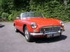 Picture of 1969 MGB Roadster for sale in Hampshire... SOLD