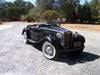 Picture of 1953 MG TD black for sale For Sale