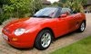 Picture of 1995 Iconic Red MGF 1.8 VVC hire: Driver Experience Gift Vouchers For Sale
