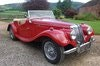 Picture of 1954 MG TF  SOLD