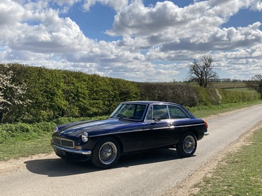 Picture of 1976 MGB GT fully rebuilt with a 3.5 V8 engine  For Sale