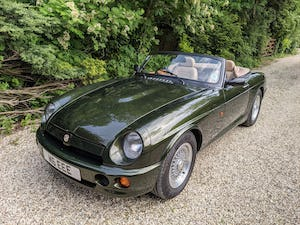 MG RV8 1994 Woodcote Green, 45k miles, located in Worcs For Sale (picture 1 of 8)