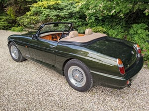 MG RV8 1994 Woodcote Green, 45k miles, located in Worcs For Sale (picture 3 of 8)