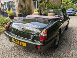 MG RV8 1994 Woodcote Green, 45k miles, located in Worcs For Sale (picture 4 of 8)