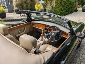 MG RV8 1994 Woodcote Green, 45k miles, located in Worcs For Sale (picture 5 of 8)