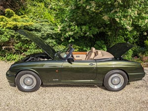 MG RV8 1994 Woodcote Green, 45k miles, located in Worcs For Sale (picture 6 of 8)