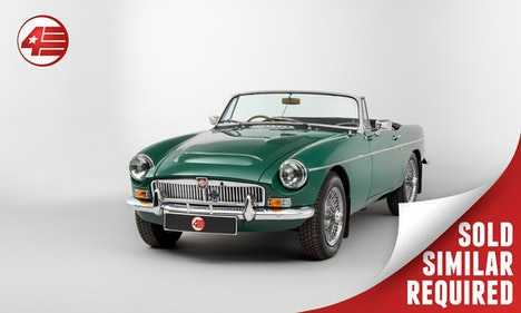 Picture of 1968 MGC Roadster /// Deposit Taken - Similar Required For Sale