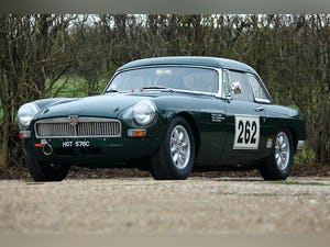 1965 MGB FIA great period race history SOLD (picture 1 of 12)