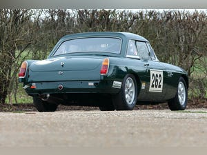1965 MGB FIA great period race history SOLD (picture 2 of 12)